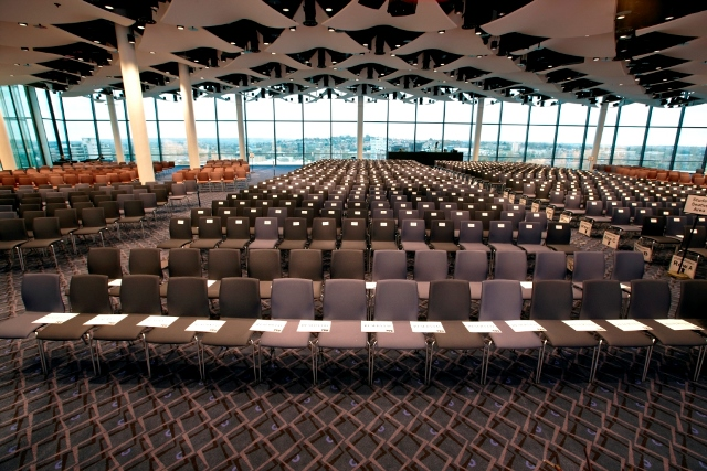 Wembley's Events Spaces Play