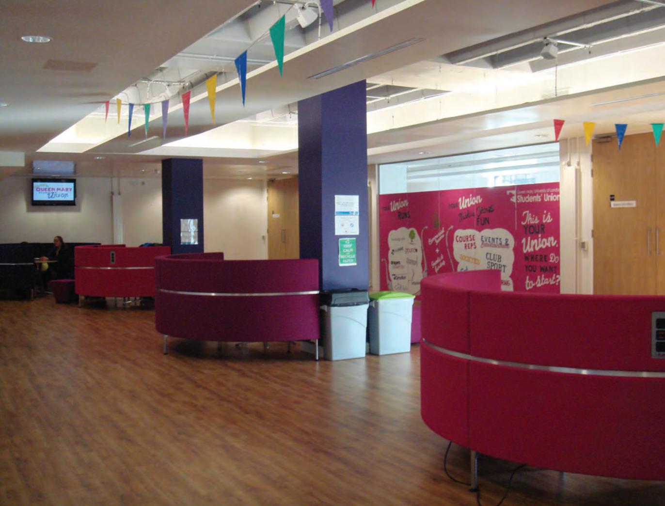 Queen Mary University Hub