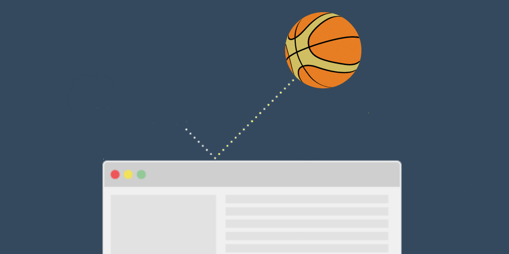 bounce rate basketball