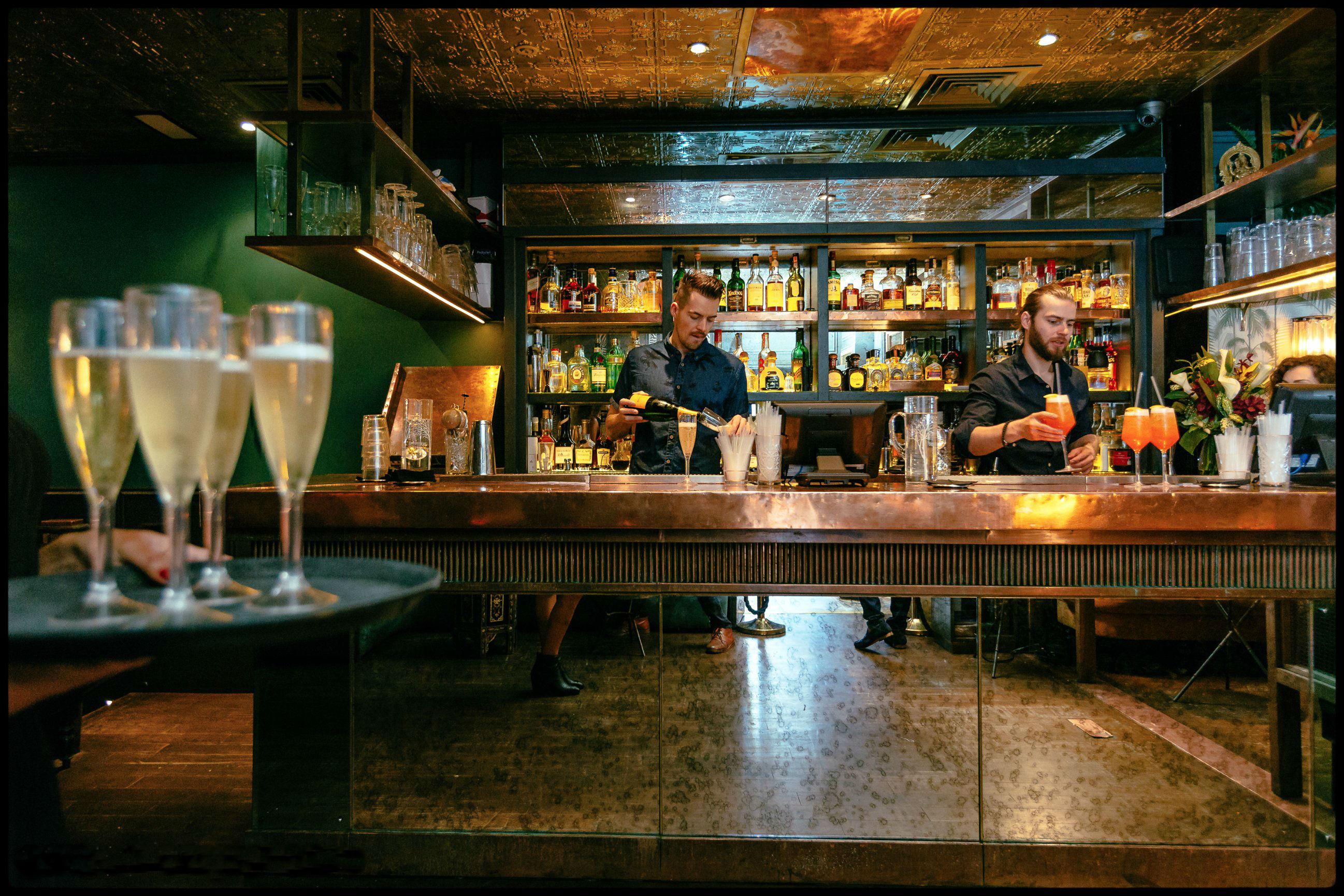Scotch of St James bar