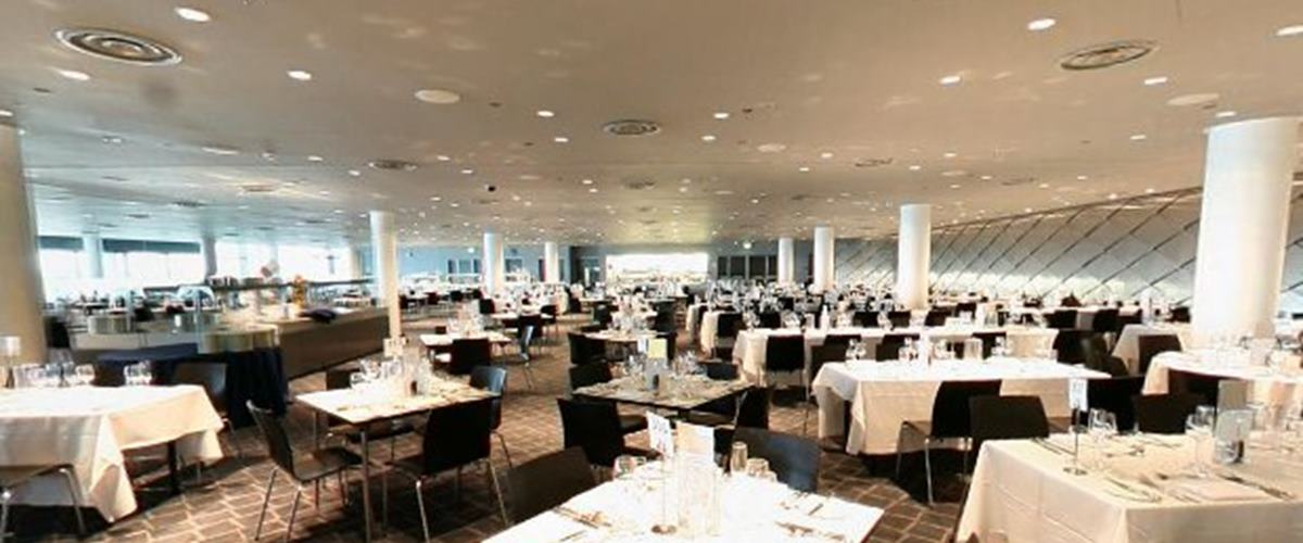 Photo of The Atrium at Wembley Stadium