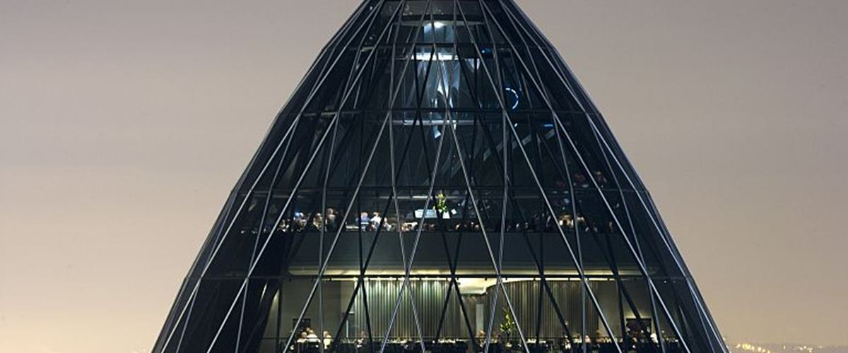 Photo of Richard Hennessey Dining Room at Searcys|The Gherkin