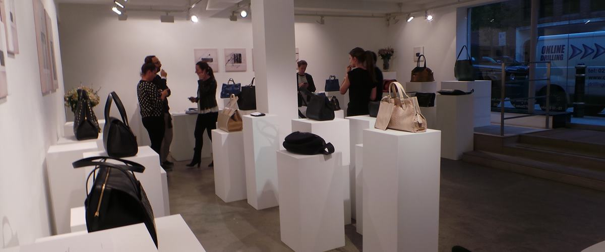 Photo of Whole Venue at Sarah Myerscough Gallery