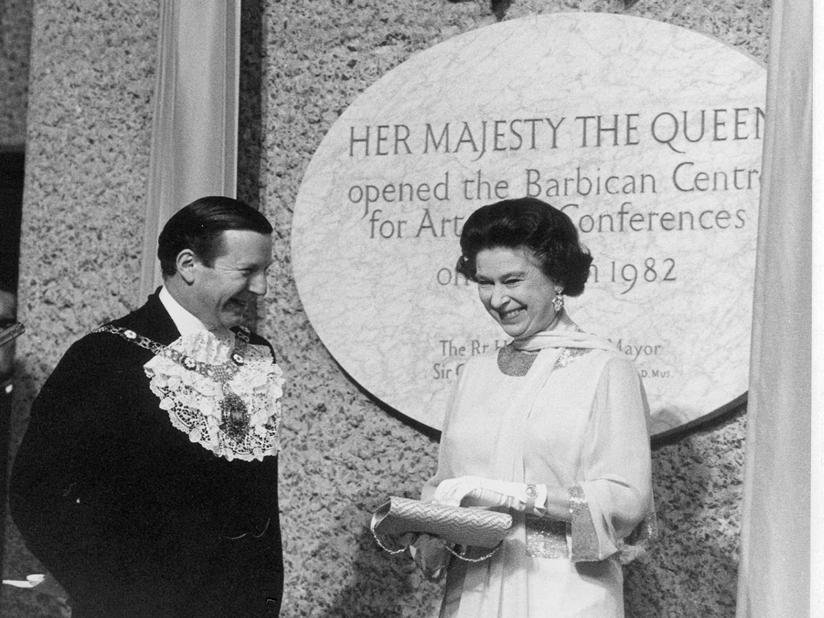 Barbican Queen opening