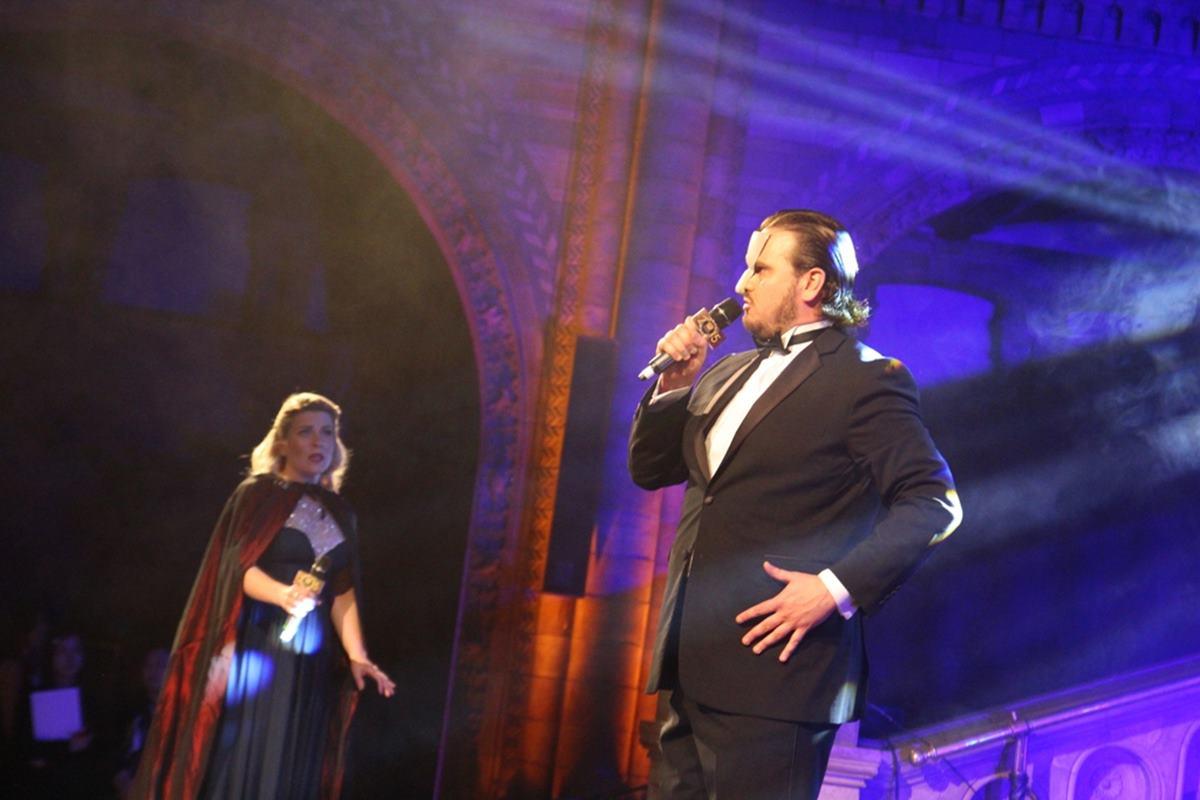 Sternberg Clarke opera singer