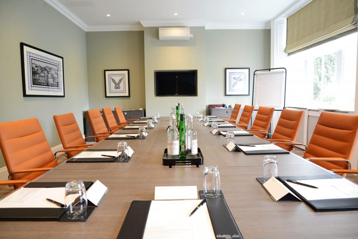 Oatlands Park Hotel meeting room