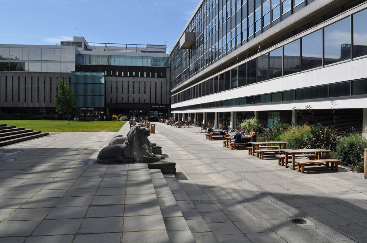 Events Imperial College Sherfield Building